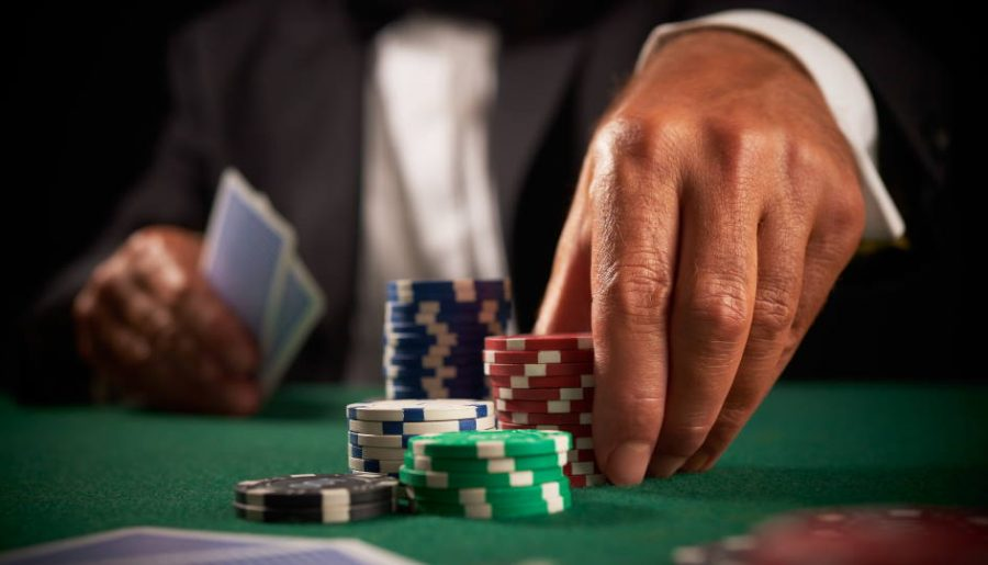 Do casinos keep track of your losses?